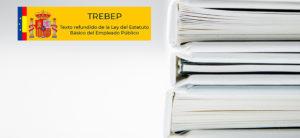 ESTATUTO BÁSICO DEL EMPLEADO PÚBLICO (TREBEP)