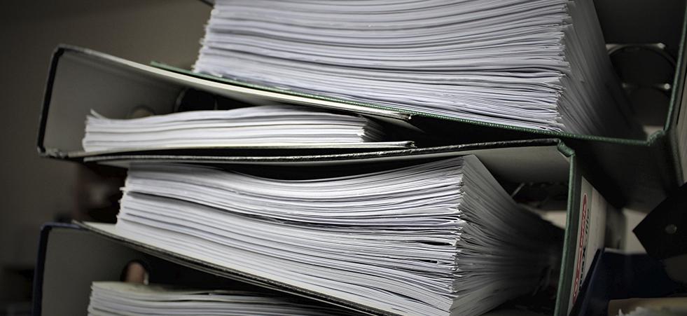 INFORMACIÓN Y DOCUMENTACIÓN ADMINISTRATIVA ARCHIVOS Y REGISTROS